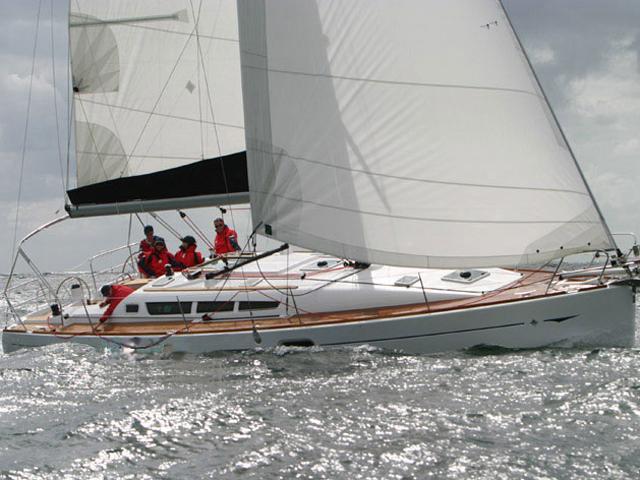Sun Odyssey 42 i, Athenian Yachts