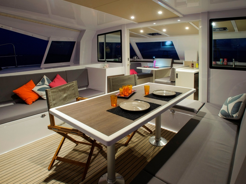 Catamaran - Nautitech Open 40 - 4 Cabins - Built 2016