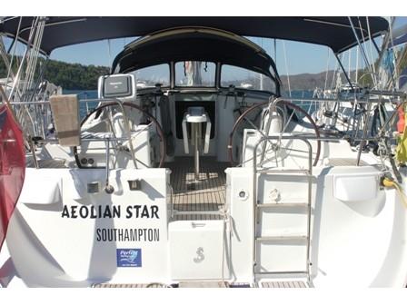 Oceanis 473  3 Cabin