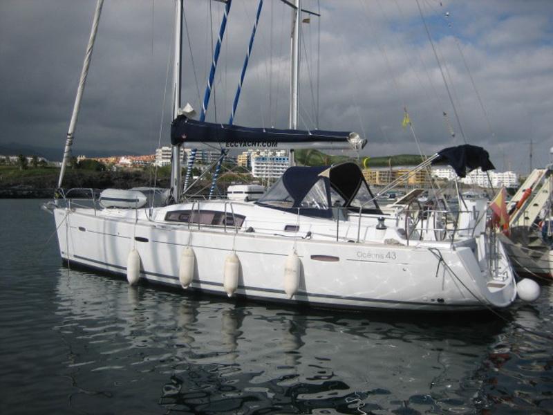 Oceanis 43, Palma de Mallorca