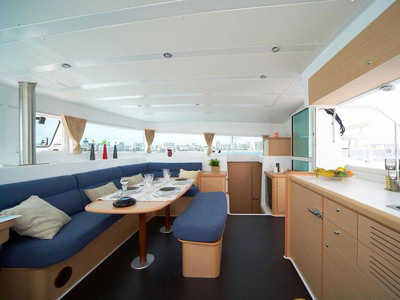 Lagoon 420, Athenian Yachts