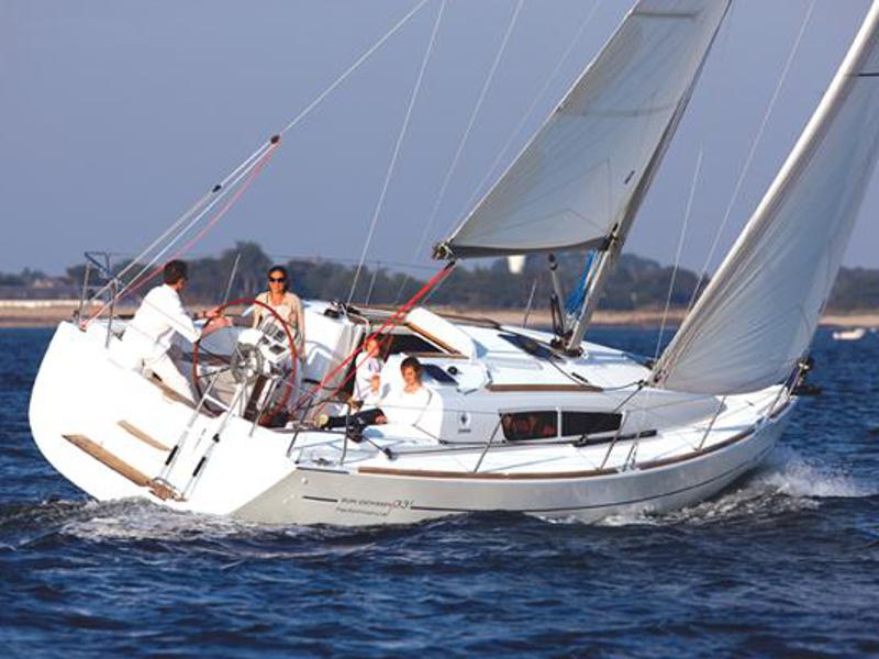 Sun Odyssey 36i, Athenian Yachts