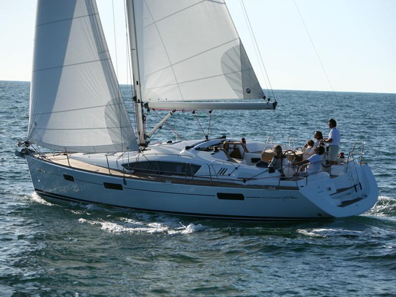 Sun Odyssey 42DS