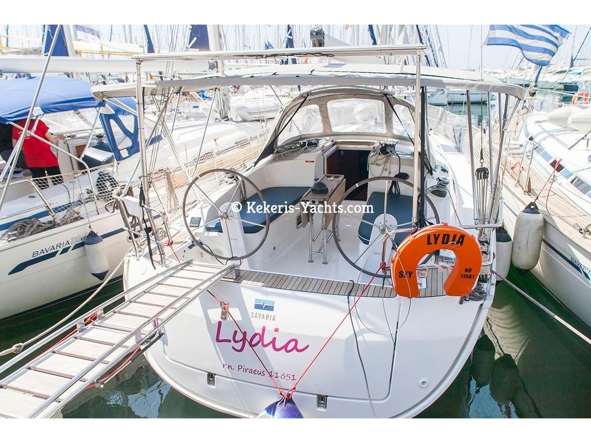"Bavaria Cruiser 37 ""S/Y Lydia"", Athens"
