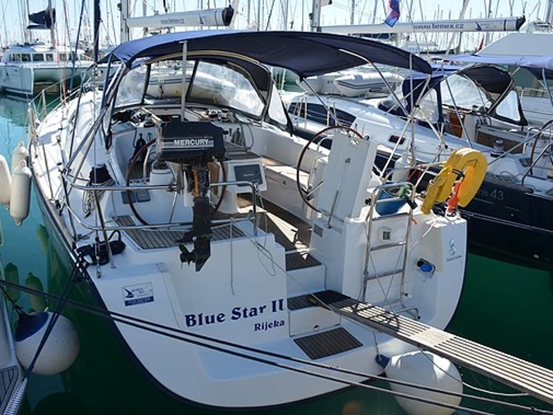 Blue Star II