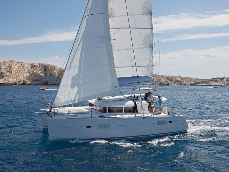 Lagoon 400 S2, Palma de Mallorca