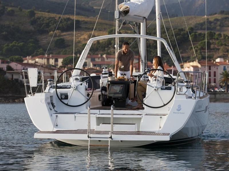Oceanis 41, Palma de Mallorca
