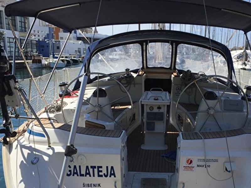 GALATEJA - new sails 2017