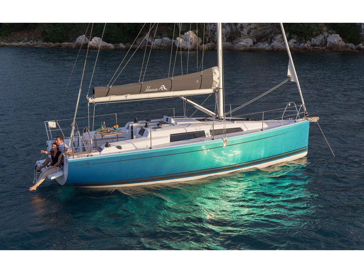 Hanse Yachts 9
