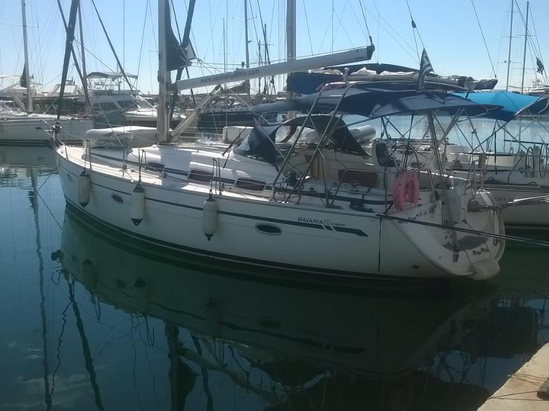 "Bavaria 39 Cruiser ""Magellan"", Preveza"