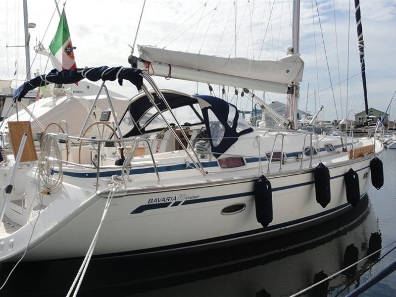 "Bavaria 50 Cruiser ""Briseide"", Piombino"