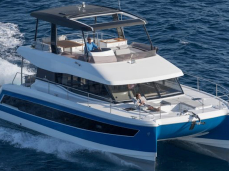 """Fountaine Pajot MY 44 """"Fusion"""", Tivat"""
