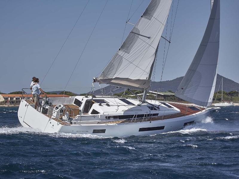 Sun Odyssey 440, Athenian Yachts