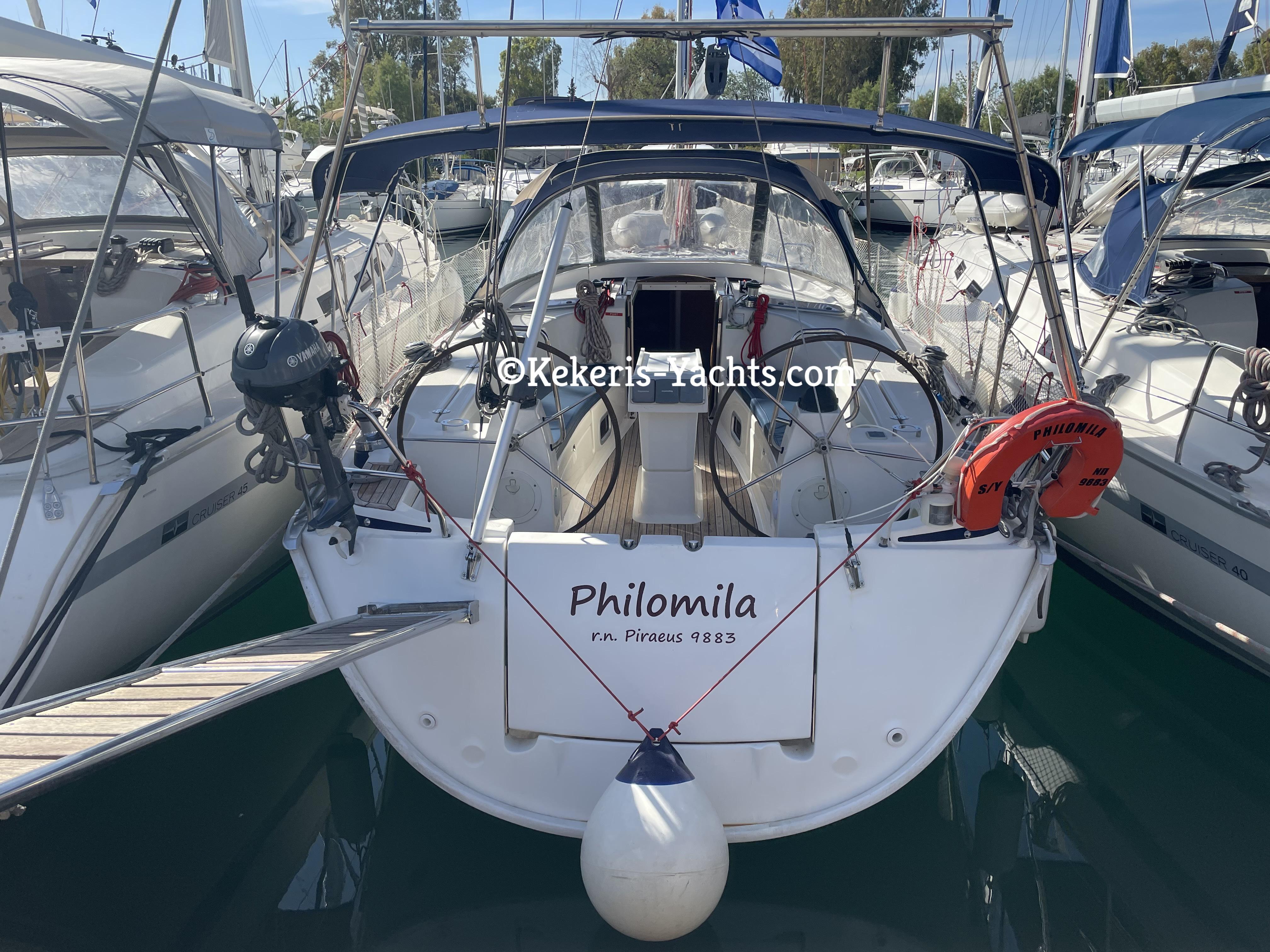 S/Y Philomila