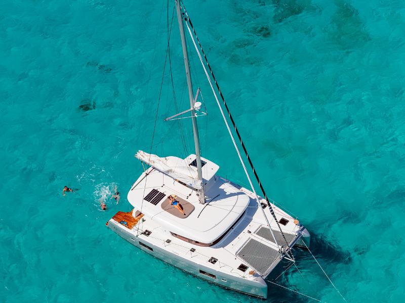 Lagoon 42 - 4 dbl - 2 singles, Athenian Yachts