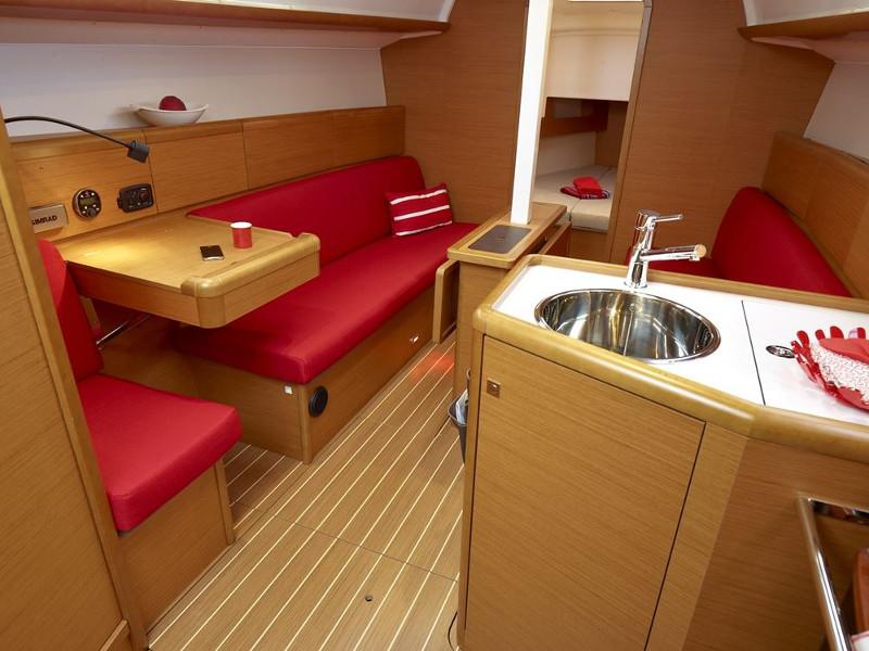 Sun Odyssey 33i, Athenian Yachts