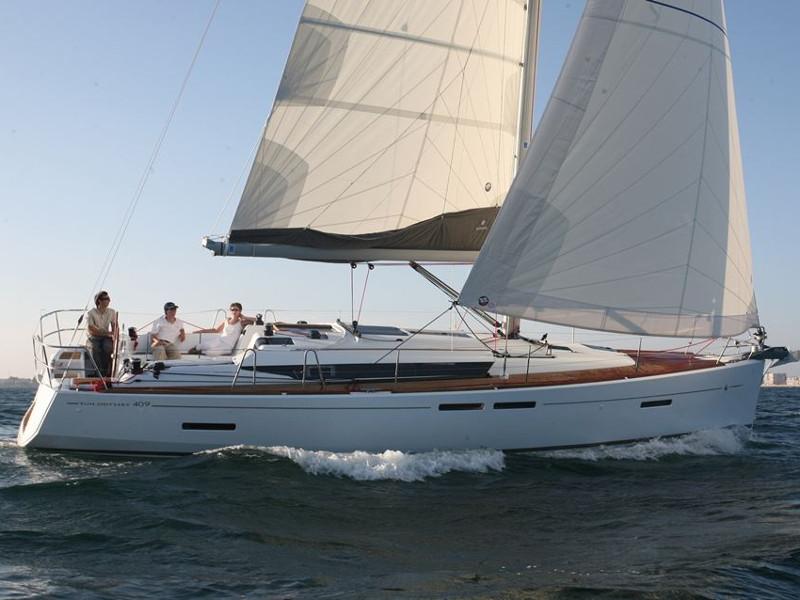 Sun Odyssey 409, Athenian Yachts