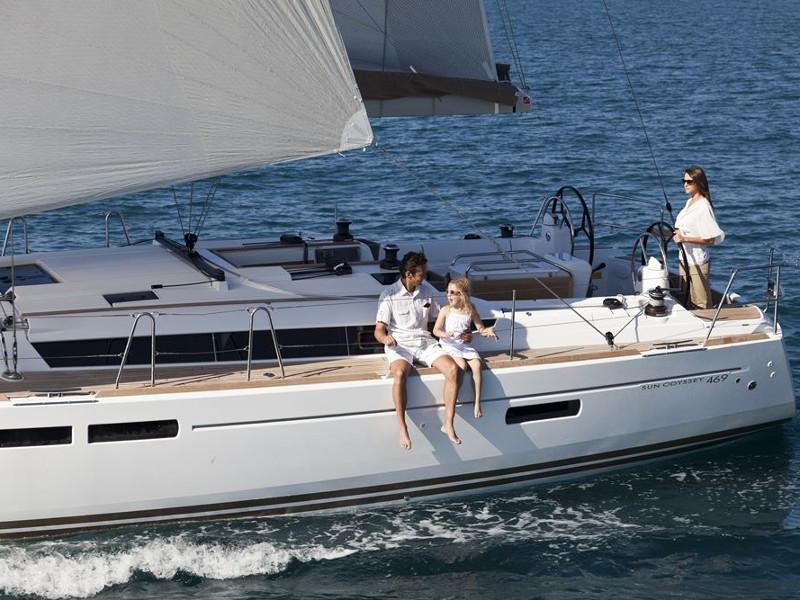 Sun Odyssey 479, Athenian Yachts