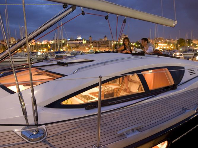 Sun Odyssey 50DS, Athenian Yachts
