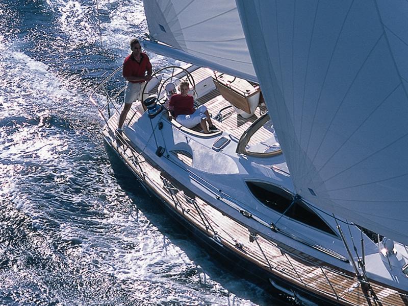 Sun Odyssey 54DS, Athenian Yachts