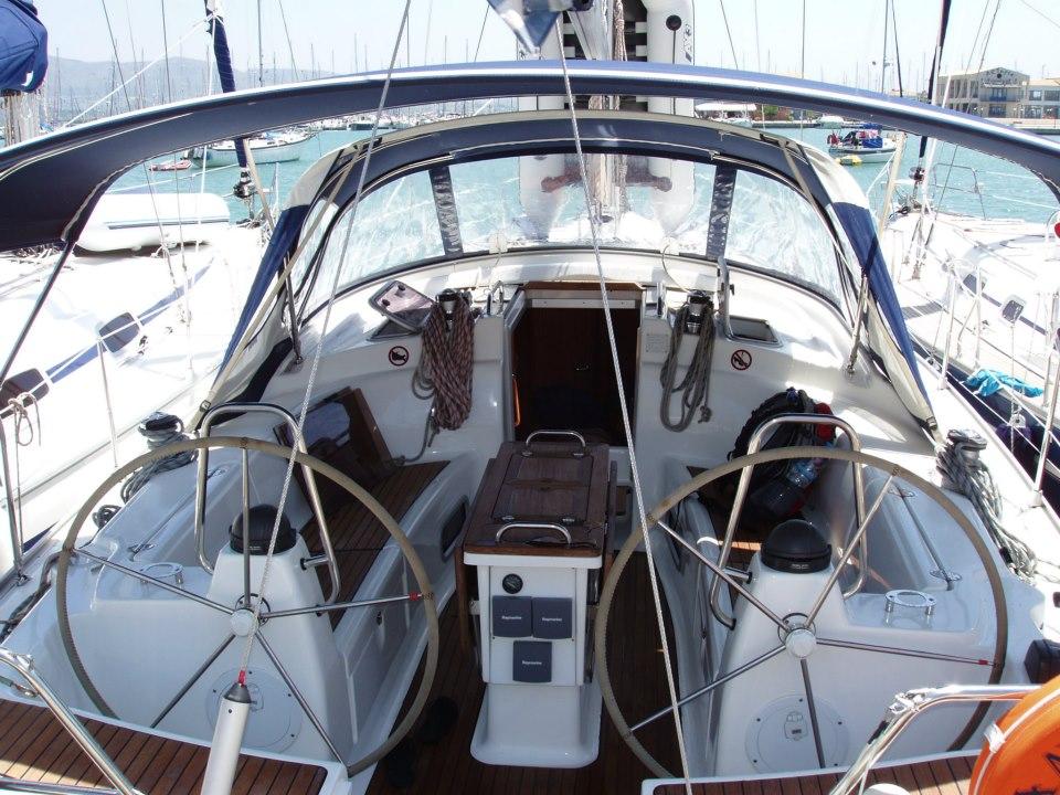 """Bavaria 42 Cruiser """"Santa Maria"""", Lefkada"""