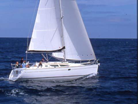 Sun Odyssey 35