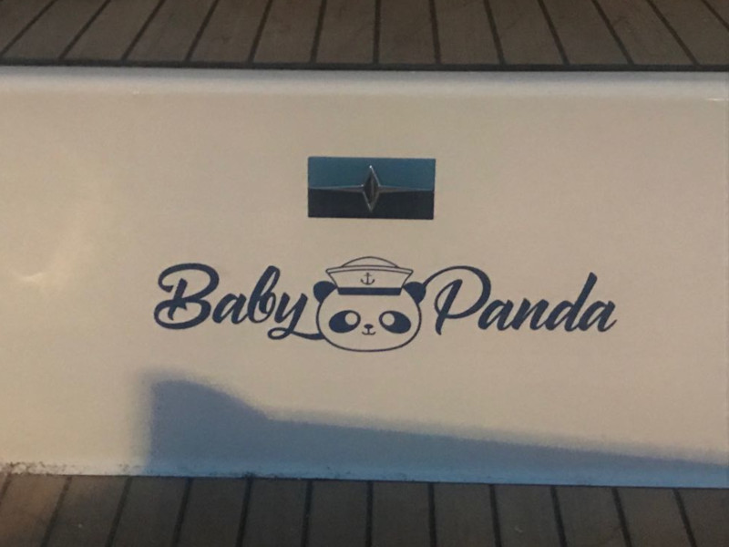 Baby Panda AC shore power underwater light