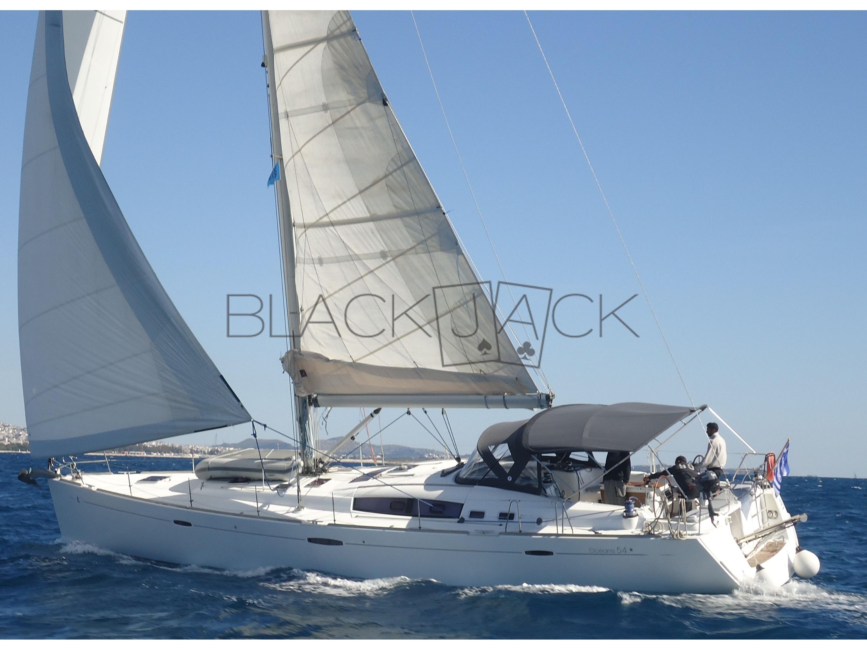 "Oceanis 54 ""Blackjack - (A/C - Generator - Refit 2020)"", Athens"