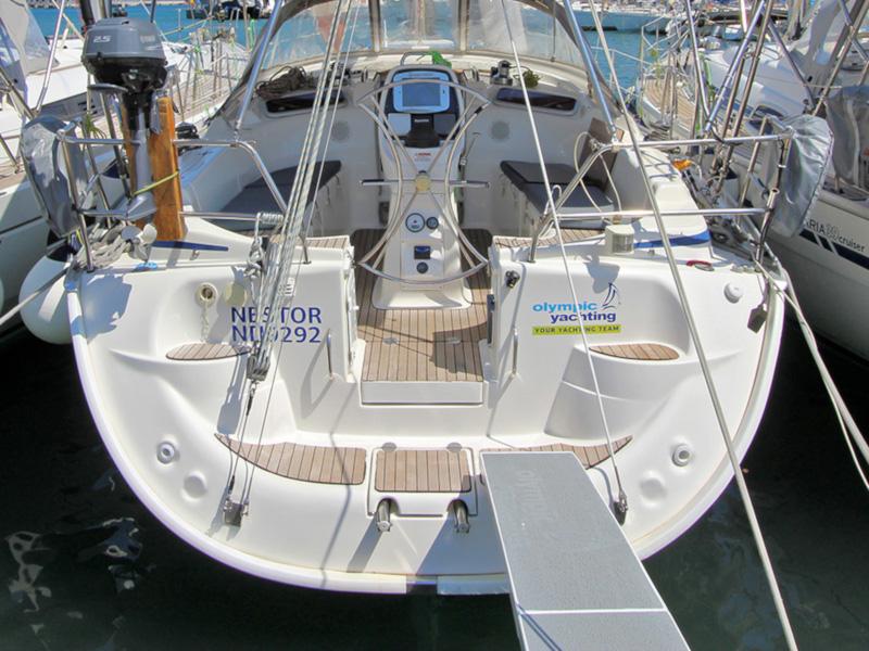 """Bavaria 37 Cruiser """"Nestor"""", Lavrion"""