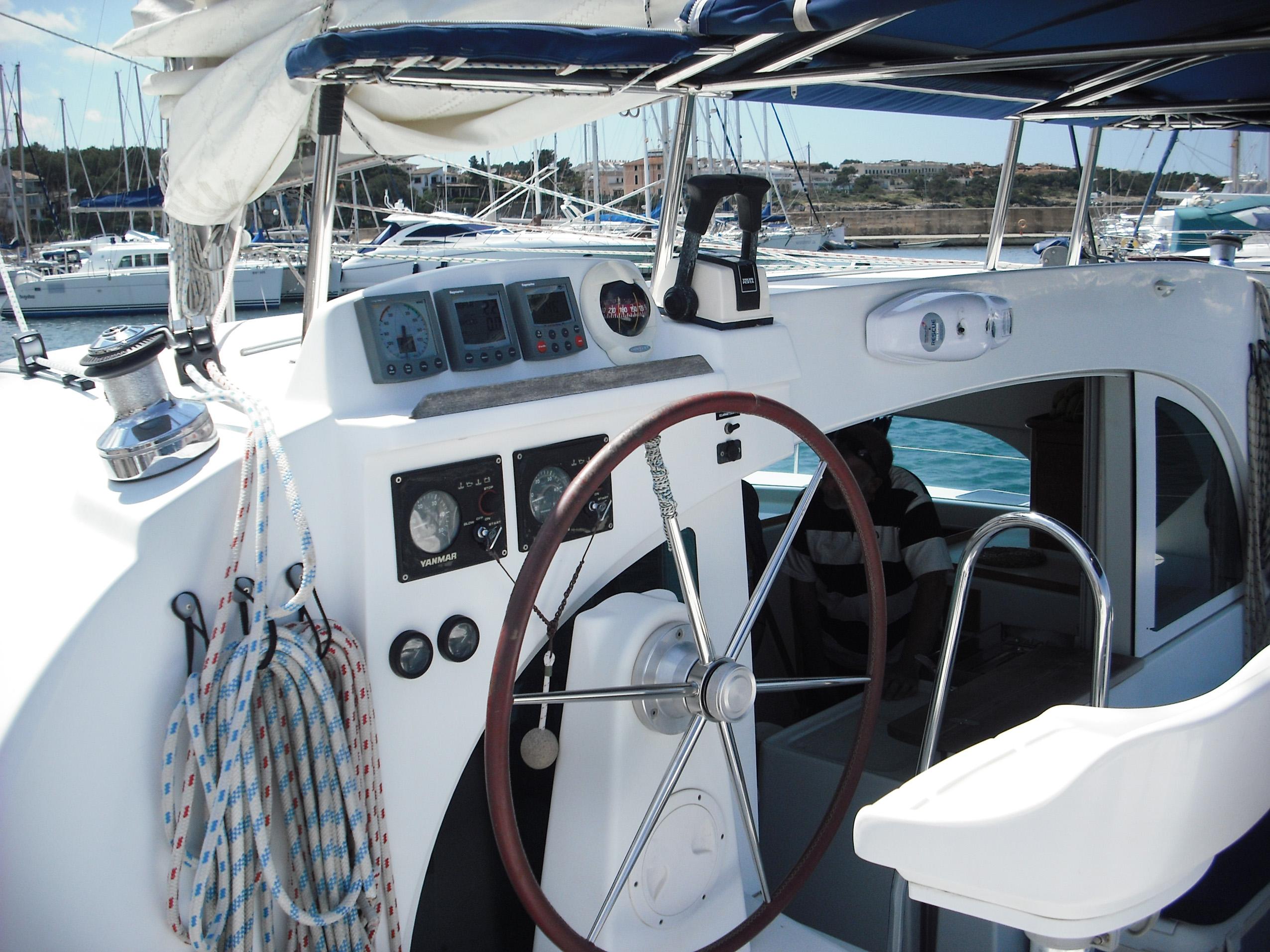 Lagoon 380, Ibiza
