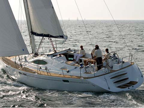"""Sun Odyssey 54DS """"Boomerang"""", Lavrion"""