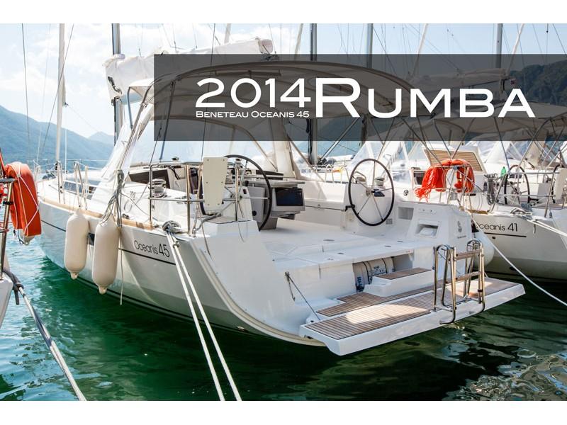 "Oceanis 45 (3 cabins) ""Rumba"", Tivat"