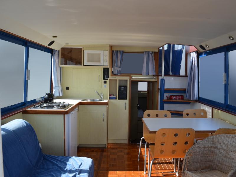 Safari Houseboat 1050 D