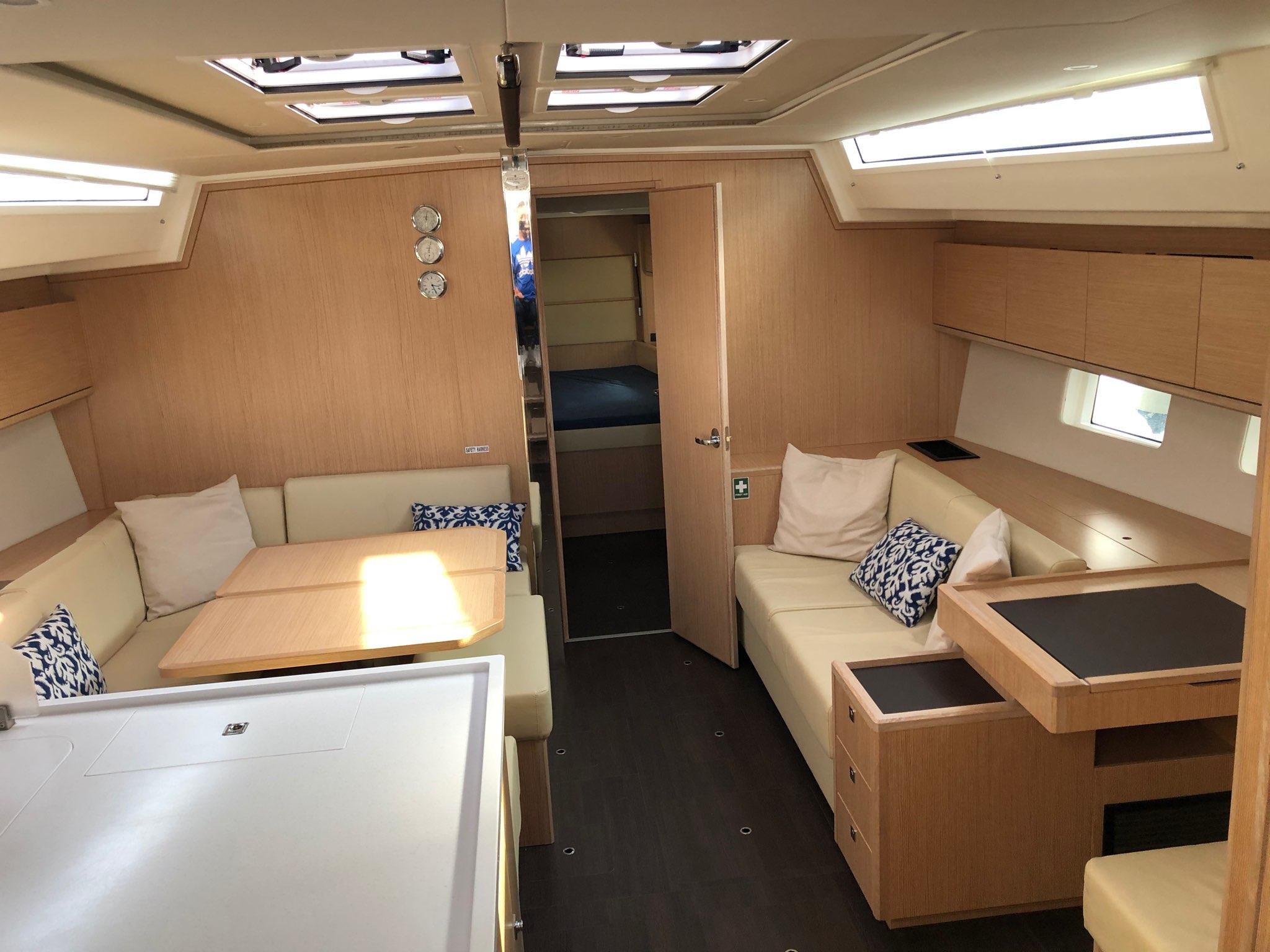 S/Y - Bavaria C50 Style - 3 Cabins - Built 2019
