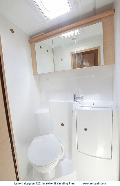 Starboard Front WC