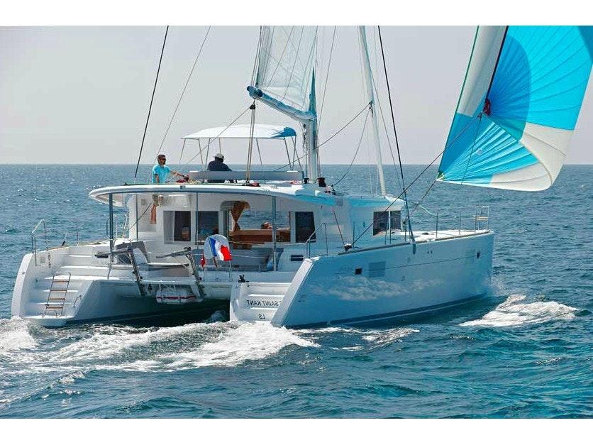 Lagoon 450 Sport
