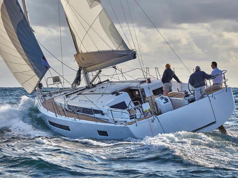Sun Odyssey 490, Athenian Yachts