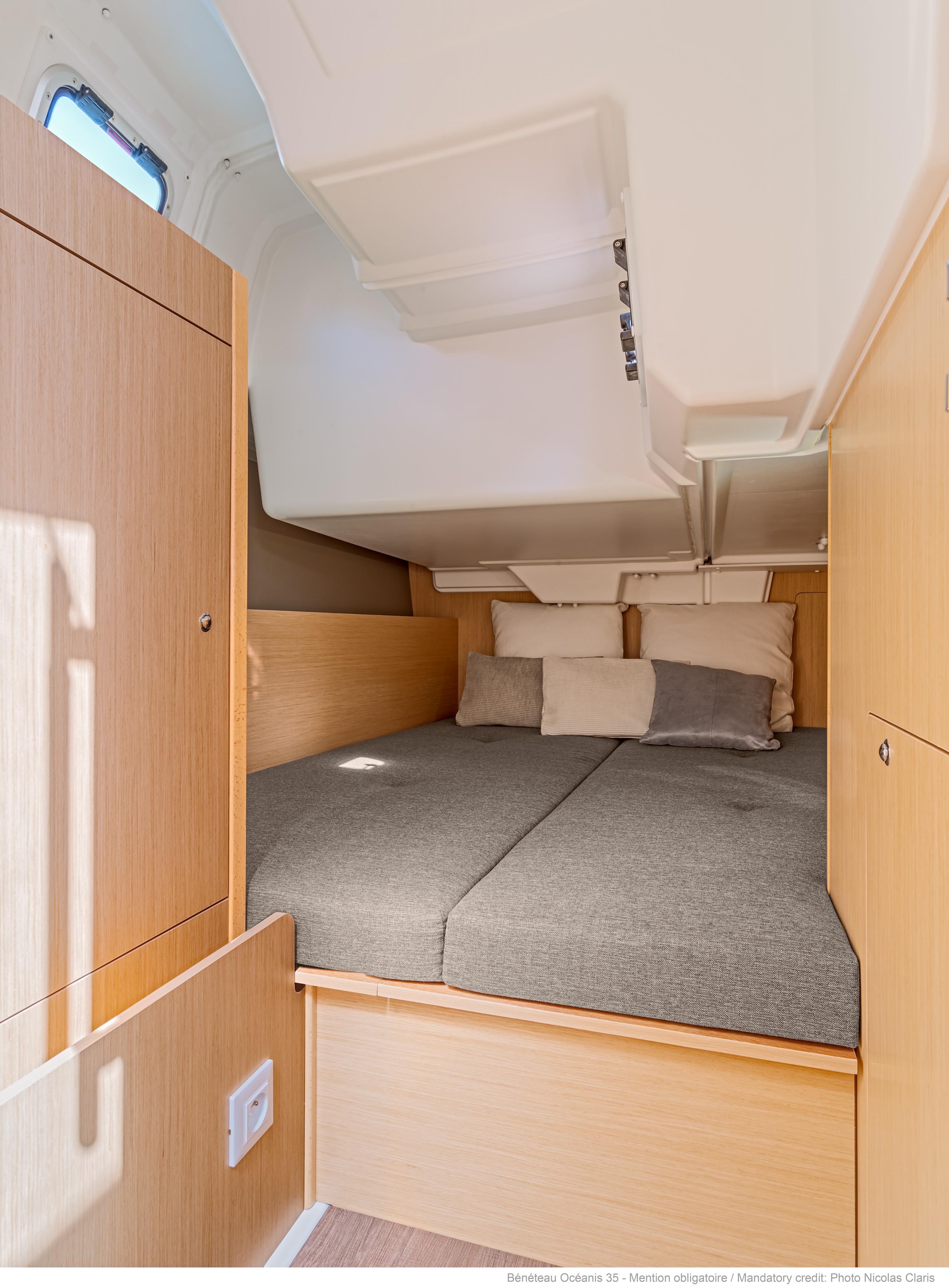Starboard Aft Cabin