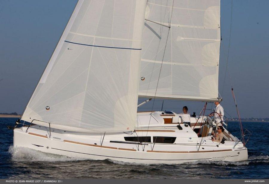 Sun Odyssey 33i