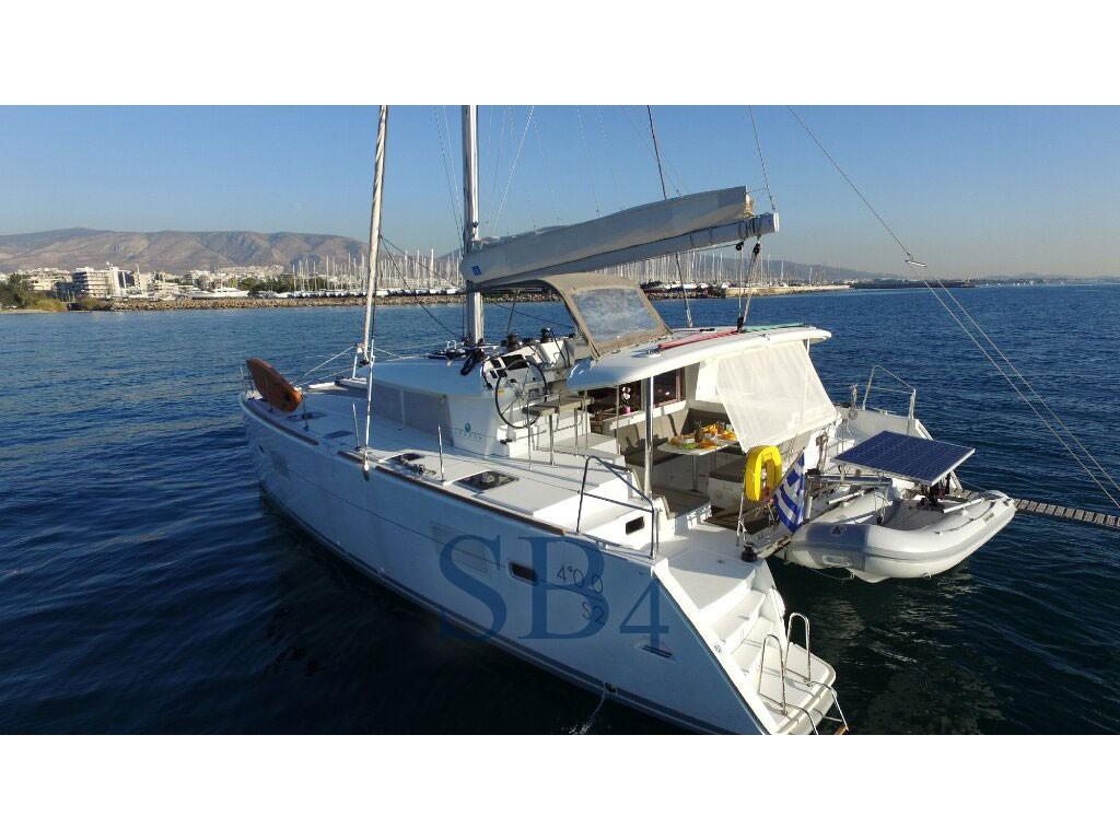 "Lagoon 400 S2 ""Sailing Blue 4 - Refit 2019"", Athens"