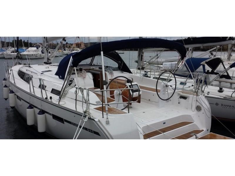 """Bavaria Cruiser 51 """"Ivolga"""", Trogir"""
