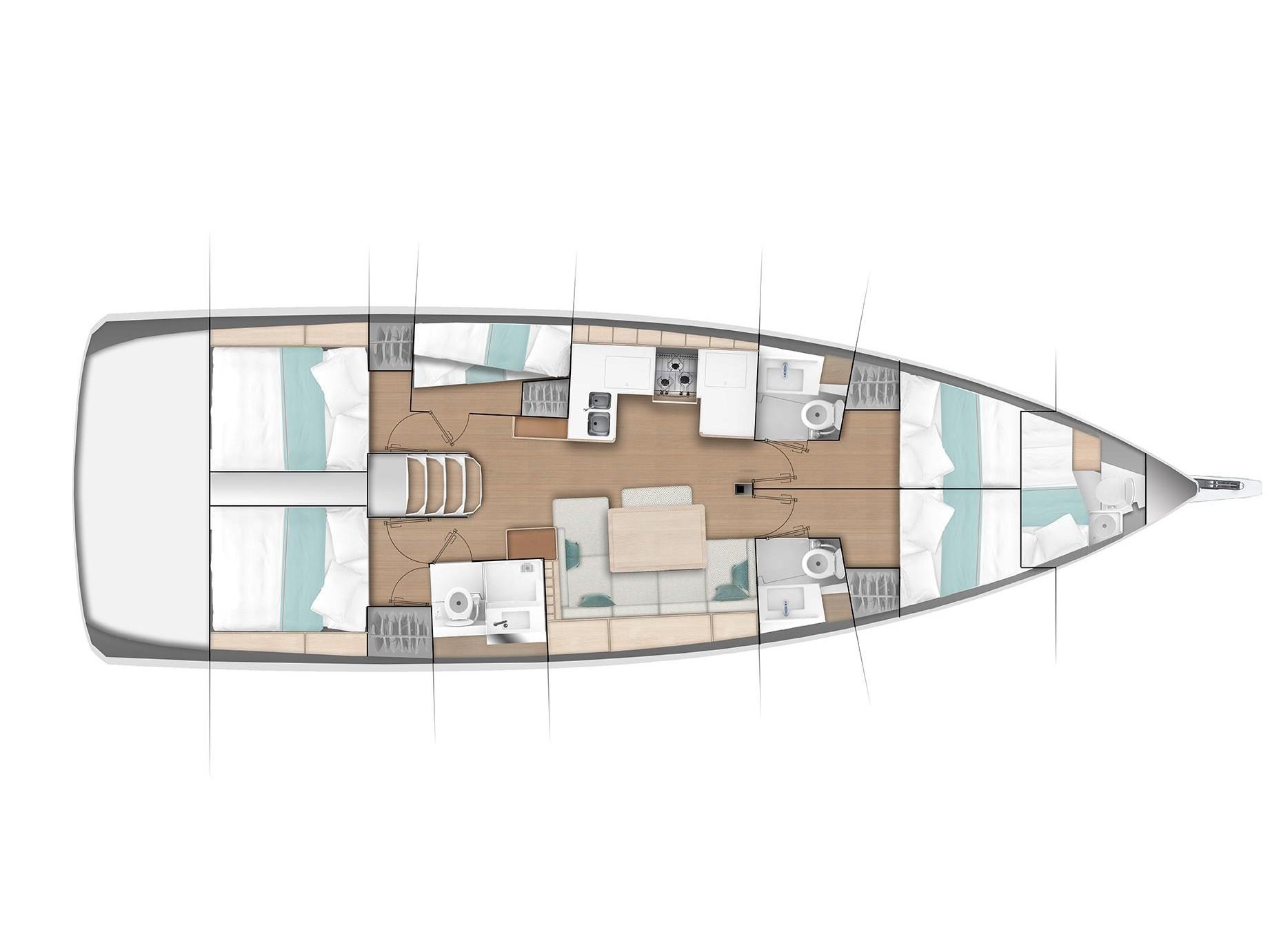 Sun Odyssey 490, Šibenik