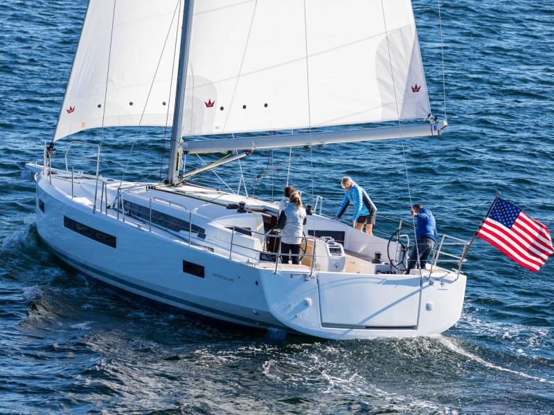 Sun Odyssey 490 6 cabins, Skiathos