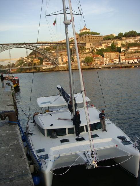 Alongside at Porto