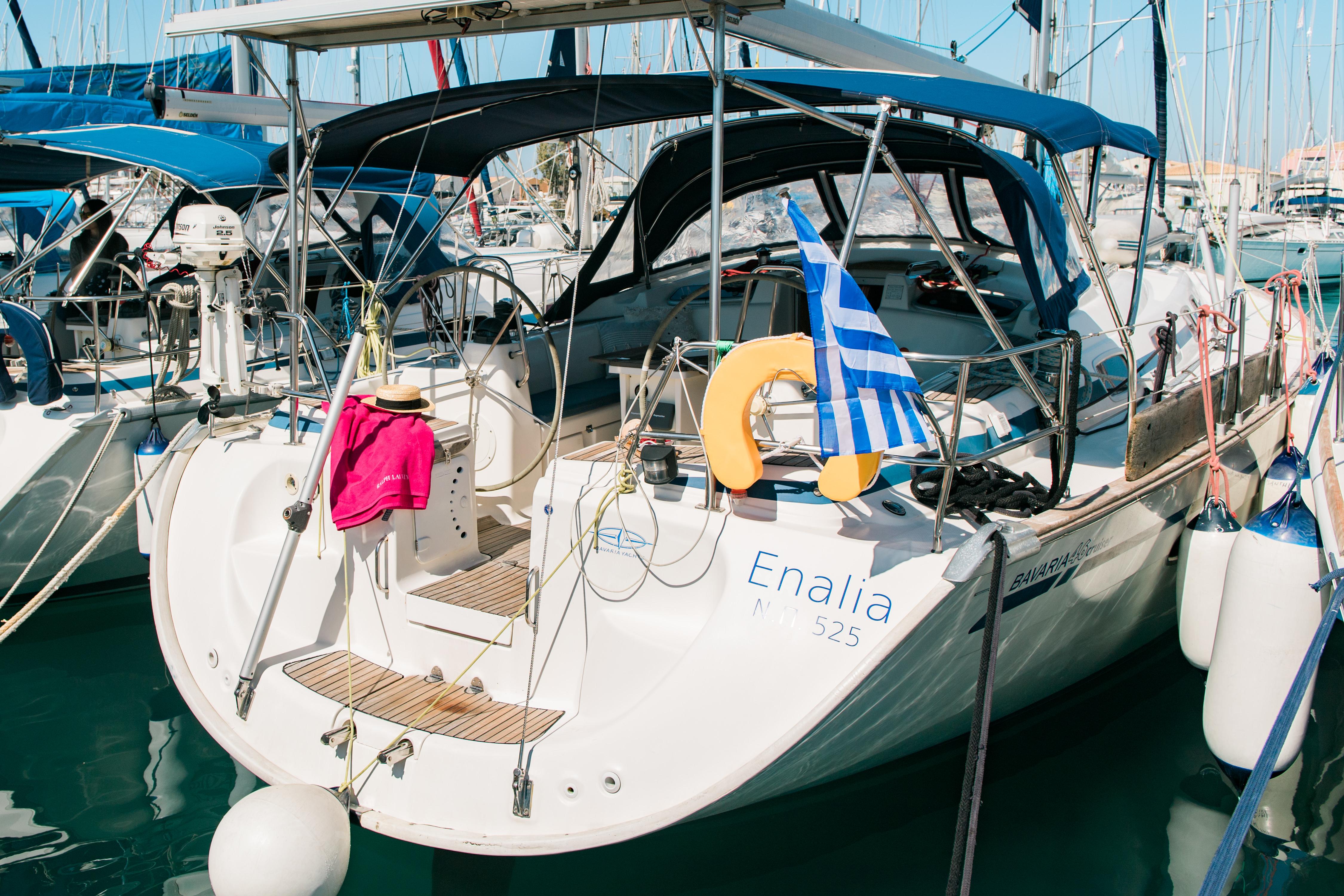 Enalia (Refit 2019)