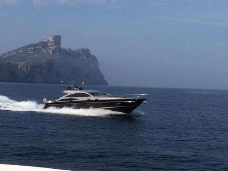 Princess V70, Palma de Mallorca