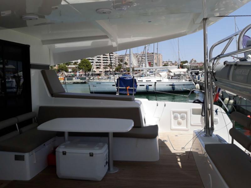 Lagoon 42, Palma de Mallorca