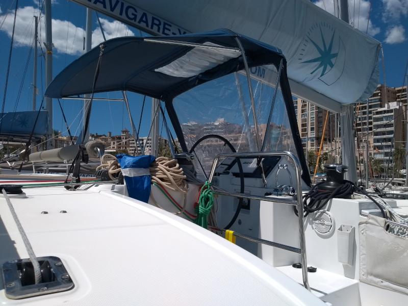 Lagoon 450, Palma de Mallorca