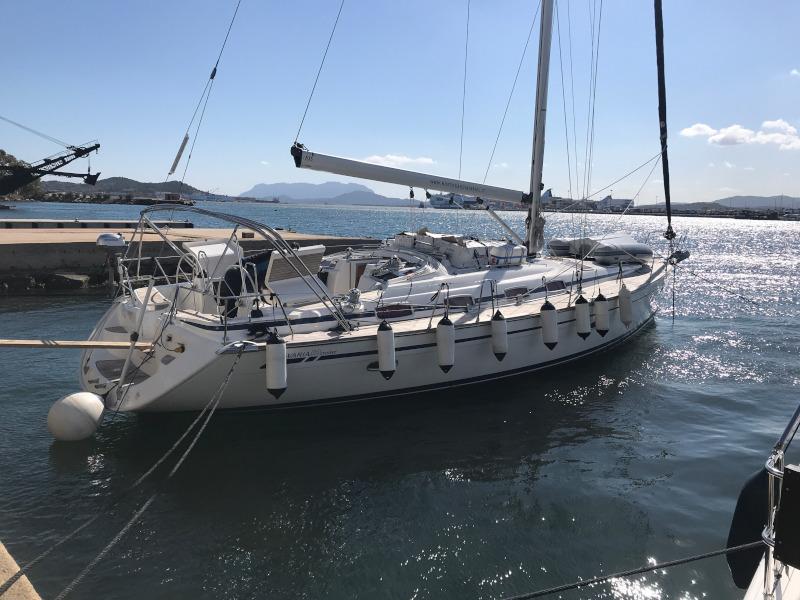 Bavaria 50 Cruiser, Palma de Mallorca