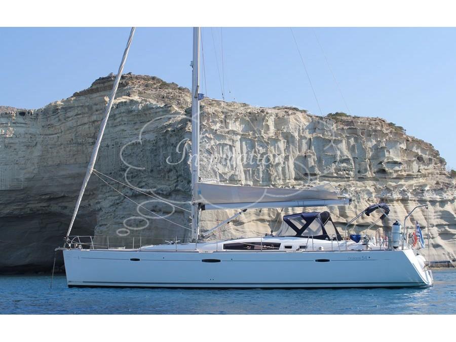 "Oceanis 54 ""Inspiration - (A/C - Generator - Refit 2020)"", Athens"